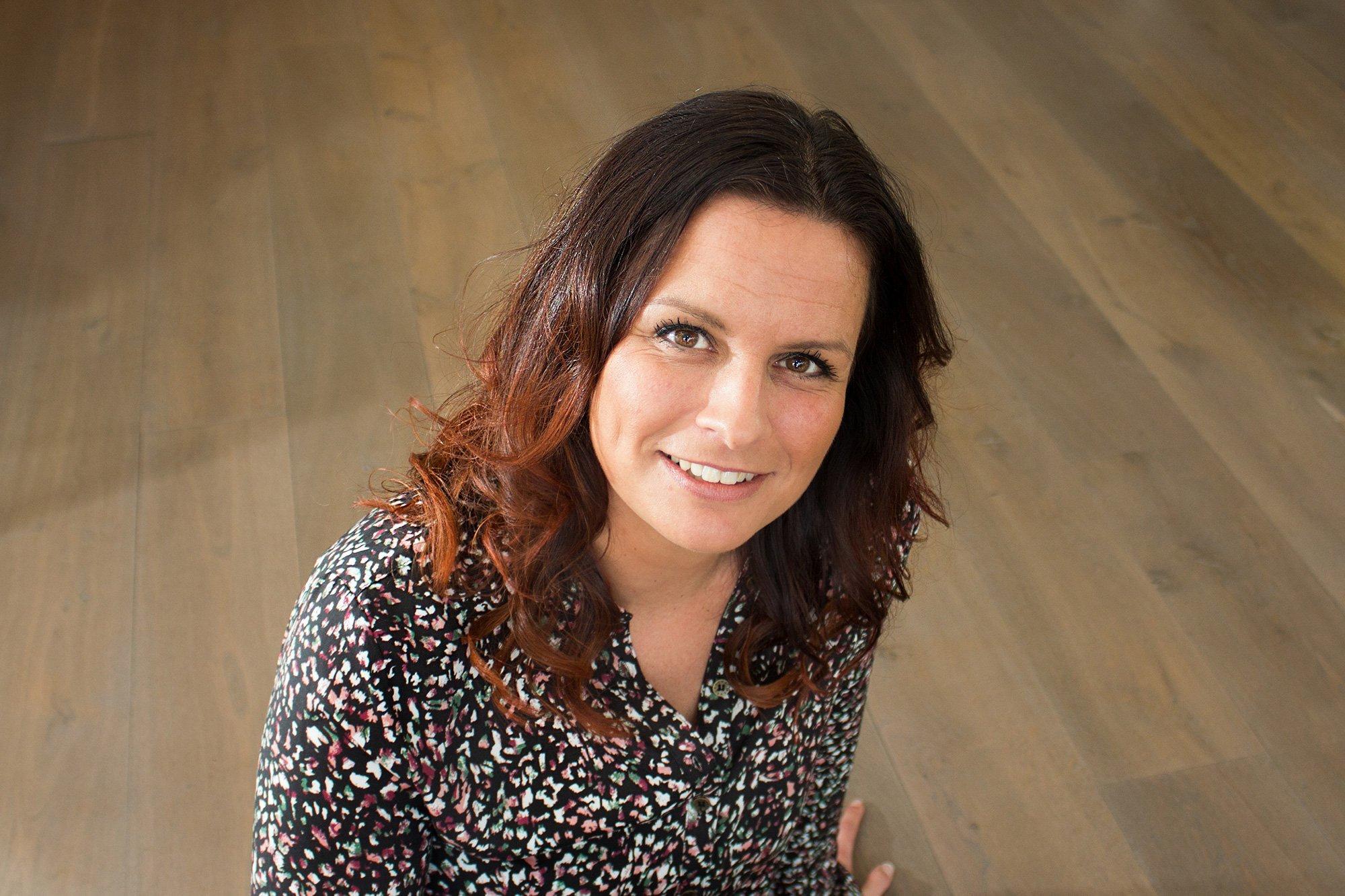 profile image lady